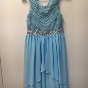 Party Dress Girls Size 16